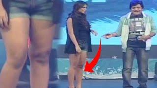 పైన కోటు, కింద నిక్కరు వేసింది  - Ali Double Meaning Dialogues On Anchor - Telugu Comedy Scenes