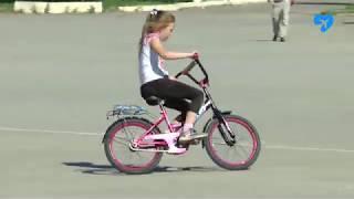 Юные велосипедисты без защиты (24.05.2019)
