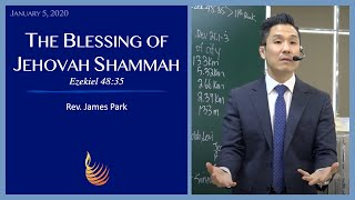 The Blessing of Jehovah Shammah
