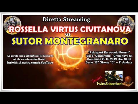 Preview video DIRETTA ROSSELLA CIVITANOVA - SUTOR MONTEGRANARO