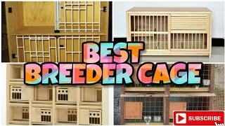 BEST BREEDER CAGE / LOFT DESIGN