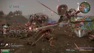 Dynasty Warriors 9: 30 Minutes of Gameplay