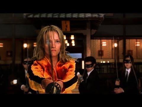 «Чёрная мамба» устраивает побоище в клубе «Дом Голубых Листьев» (2 часть). Убить Билла. Фильм 1