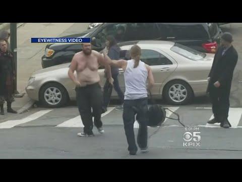 Neighborhood Violence So Bad SF's Haight Residents Afraid To Go Outside