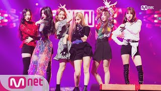 [M COUNTDOWN in TAIPEI] (G)I-DLE - LATATA│ M COUNTDOWN 180712 EP.578