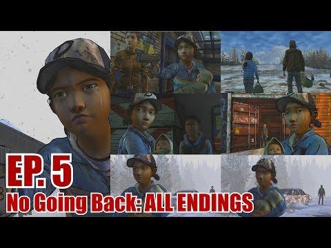 The Walking Dead : Saison 2 : Episode 5 - No Going Back IOS