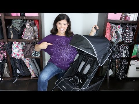 Summer Infant 3Dlite+ Convenience Stroller Review