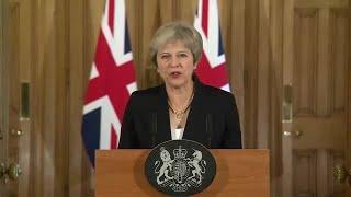 """May deja claro que no está dispuesta a """"romper"""" Reino Unido"""