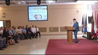 Состоялся торжественный приём, посвященный 90-летию Воскресенского района