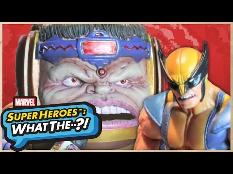 Marvel Super Heroes: What The--?! Wolverine Movie Premiere! | MTW