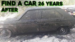 Cops Who Find A Car 26 Years After It Was Stolen See Something More Disturbing Nearby #INSIDE FACTS