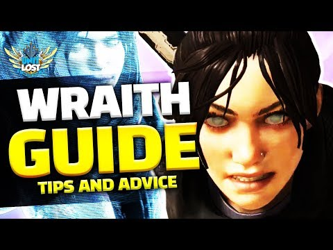 Apex Legends - Wraith Guide - The Interdimensional Skirmisher! (Tips and Advice)