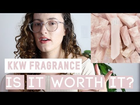 KKW Fragrance | CRYSTAL GARDENIA CITRUS | First Impressions & Unboxing!