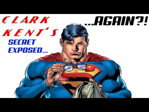 SUPERMAN'S SECRET EXPOSED TO THE WORLD...AGAIN?!