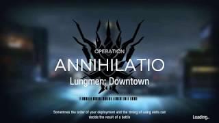 Flamebringer  - (Arknights) - [Arknights] Annihilation 3 w/ Executor