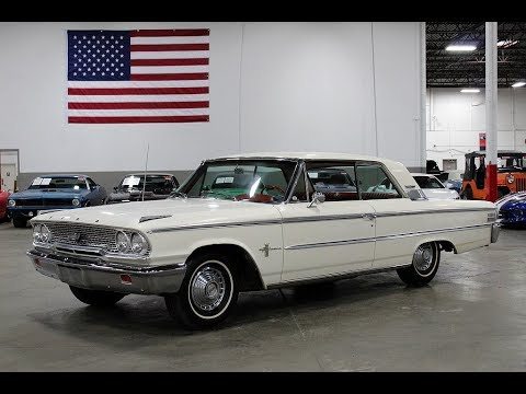 Video of '63 Galaxie - Q10M
