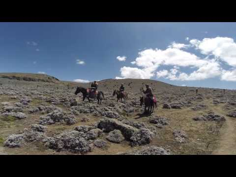 Bale Mountains Adventure, Ethiopia, in 30 seconds