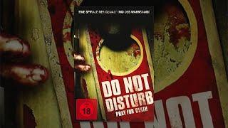 Do not Disturb - Pray For Death (2010) [Horror] | ganzer Film (deutsch) ᴴᴰ