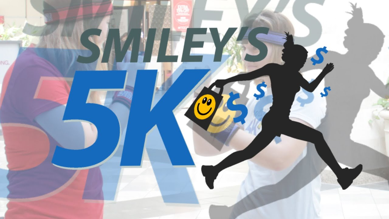 Smiley Morning Show Presents: The Smiley 5K