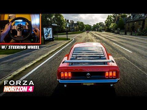 If John Wick had a Thrustmaster TMX! - Forza Horizon 4
