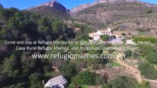 Video del alojamiento Casas Rurales Refugio Marnes