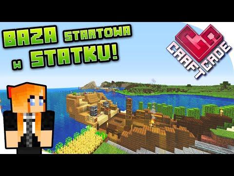 ZACZYNAMY ZABAWĘ! | CraftCade Minecraft 1.14.3