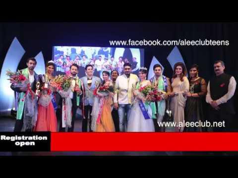 Winner of Alee Club Miss India 2017 (Video 2)