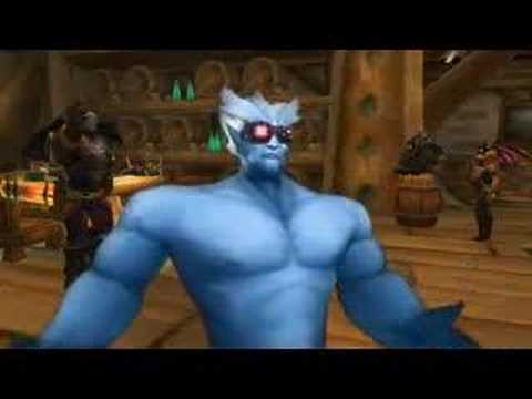 MMOvie - World of Warcraft Machinima Movie Trailer