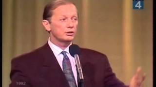 «1000 полезных советов» - Михаил Задорнов, 1992 («В каждой шутке есть доля шутки»)
