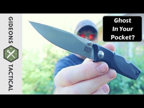 Ghost In Your Pocket? Ontario Knife Company Wraith