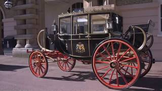 Prince Harry, Meghan Markle's royal wedding carriages revealed