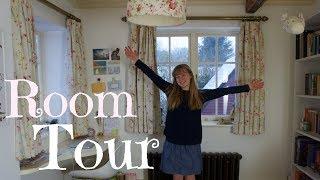 Organised Room Tour    Study Enthusiast