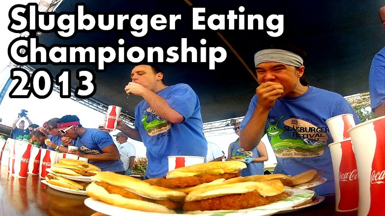 World Slugburger Eating Championship 2013 thumbnail