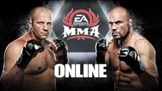EA Sports MMA | online-mode trailer gamescom Köln