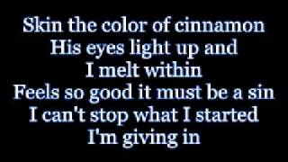 Christina Aguilera-Infatuation + Intro (With lyrics)