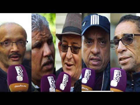 العرب اليوم - شاهد : فنانون ورياضيون يشيعون جنازة والدة محمد الخياري