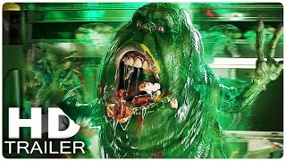 GHOSTBUSTERS All Trailer + Clips (2016)