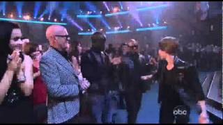 Justin Bieber Wins Pop Rock Artist   AMA 2010