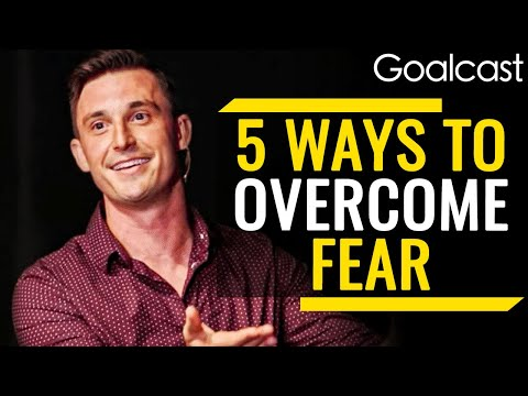 How to Overcome Fear: Alex Weber Shows You 5 Ways to Break Free from Fear | Goalcast