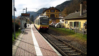 preview picture of video 'Bad Wildbad S-Bahn'