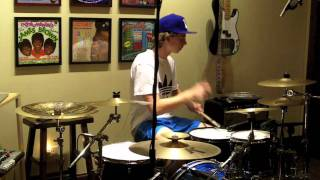 311 - Rub a Dub Drum Cover (STUDIO QUALITY)