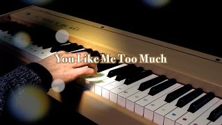 You Like Me Too Much - The Beatles karaoke cover