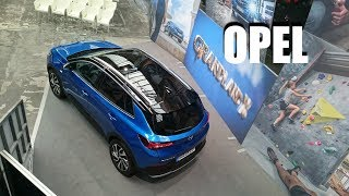 Opel Grandland X 2017 - dabar