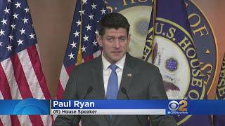 House Speaker Paul Ryan Won't Seek Re-Election
