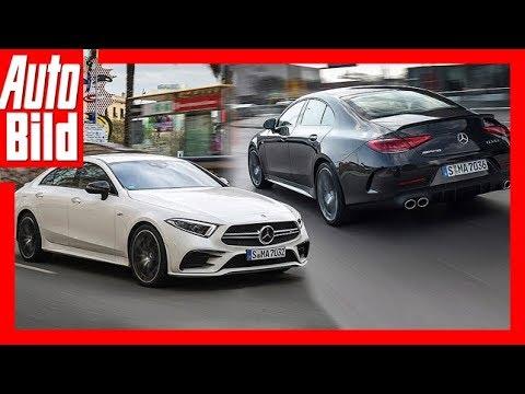 Mercedes-Benz CLS 350/ AMG CLS 53 (2018) Test/Fahrbericht/Details/Erklärung