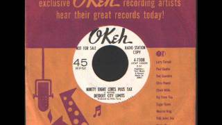 Detroit City Limits - Ninety Eight Cents Plus Tax - Soul mod dancer.wmv