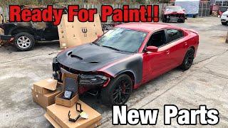 Rebuilding a Wrecked 2016 Dodge Hellcat SRT Part 10