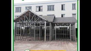 Installation Instruction Video for Light Steel Sentry Box