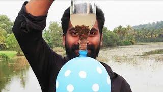 Home Made Hydrogen Balloon | ഈ സാധനം പൊന്തൊ മച്ചാനെ ??? | M4tech |