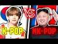 K-POP vs N-KPOP (North Korea Pop)